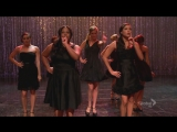 glee cast - rumour has it / someone like you (adele cover)