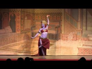 Jaydee Amrita @ Tribal Fest 13 - Kali Dance