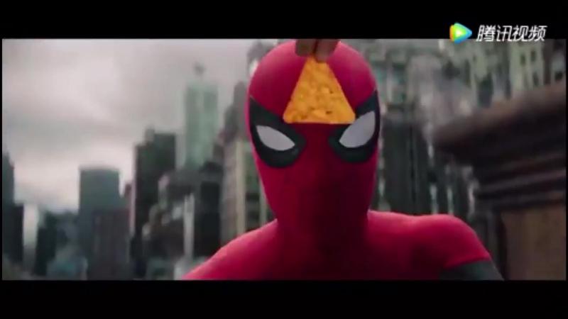 Человек-Паук: Возвращение Домой | Реклама Doritos