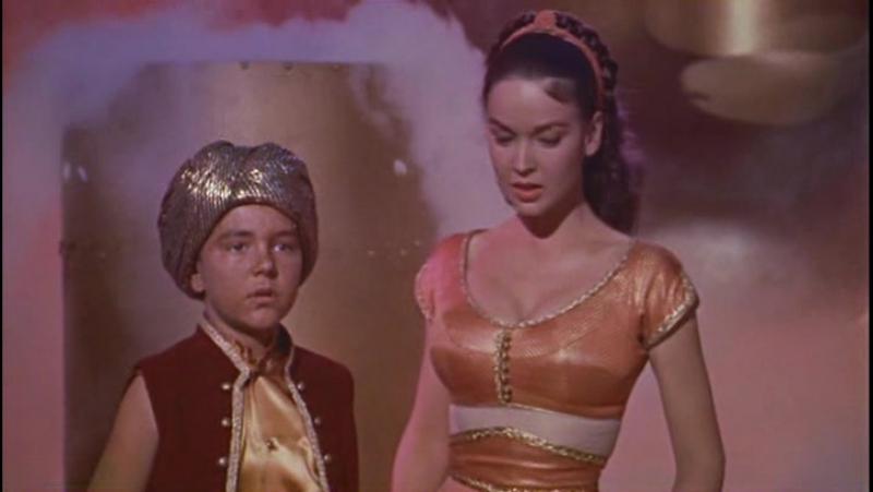 7 путешествие Синдбада . 1958 . The 7th Voyage of Sinbad.