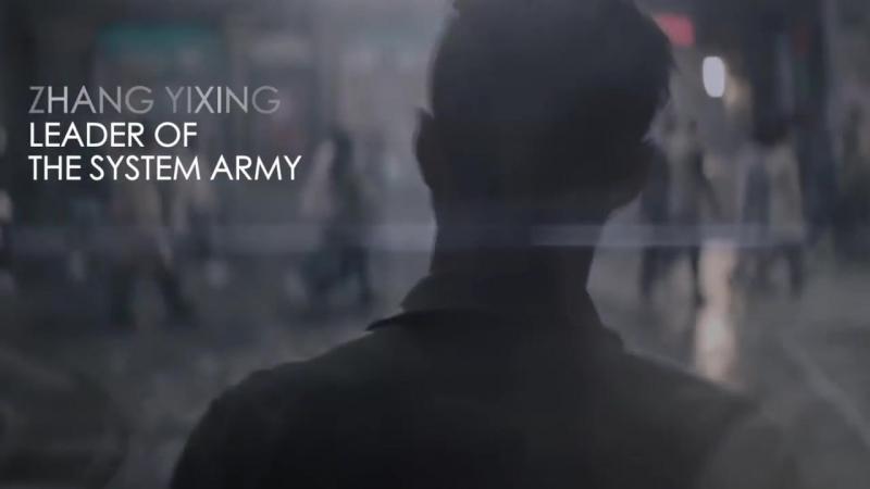 Exo — the survivors [AU]