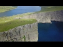 Фарерские острова с дрона