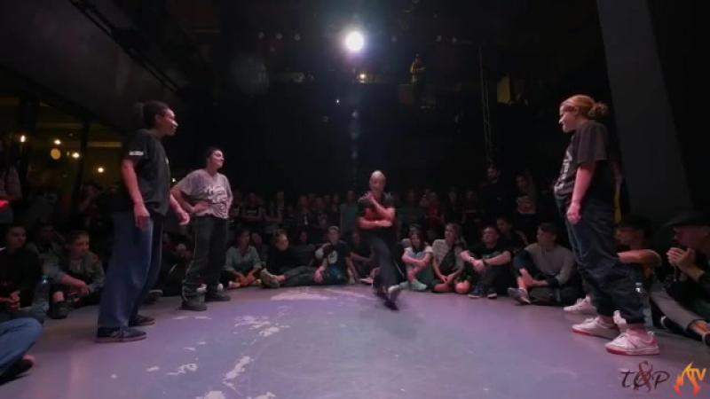 Nastya Zencova | Top8 Fest | Hip-Hop | Extra Dance Studio