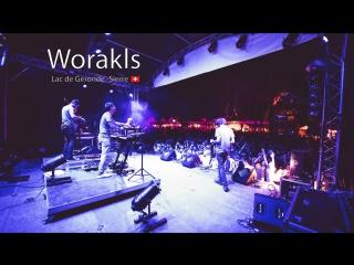 Deep House presents: Worakls @ Printemps de Bourges - Concert complet [DJ Live Set]