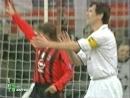 лига чемпионов 2004/2005, 1/8 финала, 2-й матч, милан - манчестер юнайтед, нтв, 2-й тайм