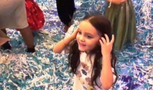 На дне рождения дочки Филиппа Киркорова выступали живые морские котики