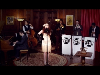 Джаз-кавер песни Dua Lipa - New Rules (1920s Cover) от PostModern Jukebox