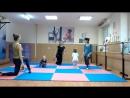 ECARTE Ритмика и танцы для детей от 2 лет с мамами 2 часть урока