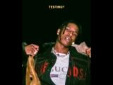 Отрывок трека трека: A$AP ROCKY (05.01.18)   [Рифмы и Панчи]