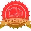 """Пассажирские перевозки в Россию """"Setra Tour"""""""
