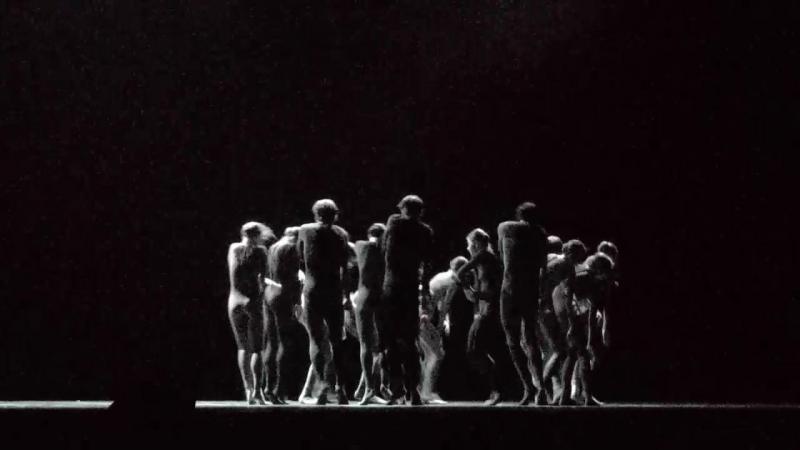 Asunder Гойо Монтеро на музыку Вагнера в исполнении Пермского театра оперы и балета
