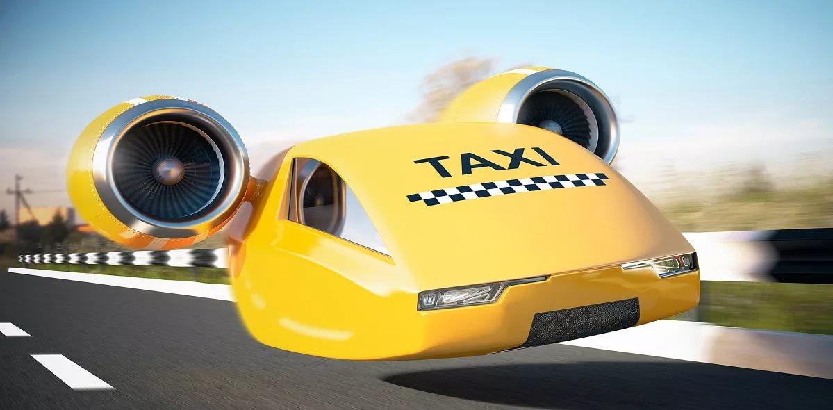 В 2018 году в Узловой появится летающее такси
