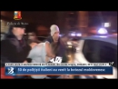 50 DE POLIȚIȘTI ITALIENI AU VENIT LA BOTEZUL MOLDOVENESC