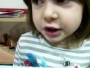 Анечка - принцесса и умница! Бесконечно может заниматься творчеством. Анечке 3 годика.