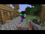 НУБ против НЕВИДИМКА В Майнкрафт ~ НУБ ПРОТИВ ПРО ТРОЛЛИНГ НУБИКА ЛОВУШКА Мультик Minecraft нубас