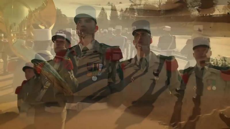 Le Boudin Le collectif Héros (Musique de la Légion Étrangère)