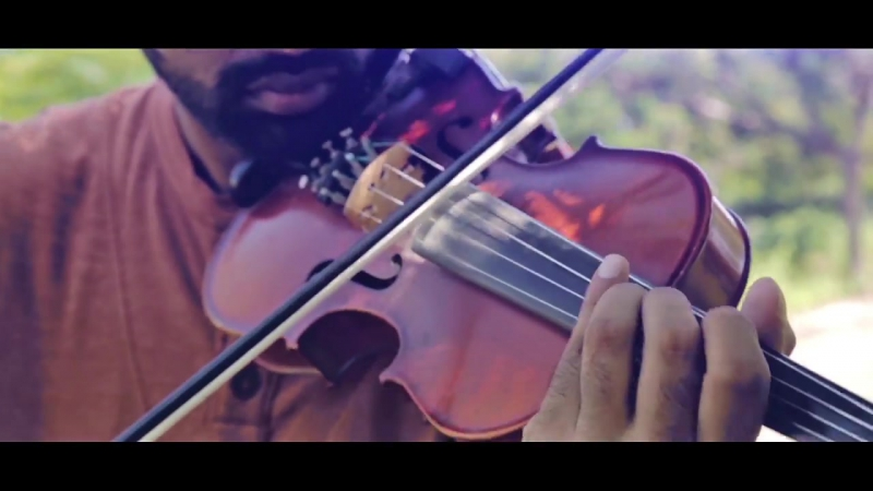 Mersal - Neethanae Instrumental Cover | The Fiddle and The Keys | Vijay | A R Rahman | Atlee