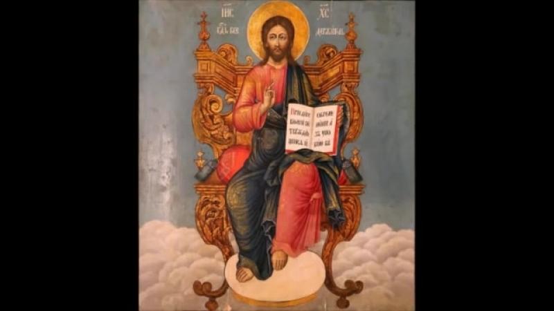 ✢ Хвалите ИМЯ Господне - Благодарность БОГУ - пение псалмов, церковное песнопение!