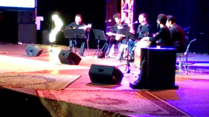 Концерт иранской музыки «Ушедший караван»