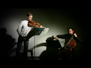 Моцарт ч.2 в исполнении Андрея Березина и Льва Солодовникова