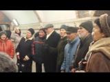 Ой у лузі червона калина. Київське метро