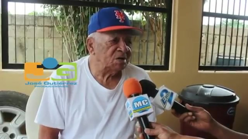 Osvaldo Virgil narra como los Ladrones en a Montecristi