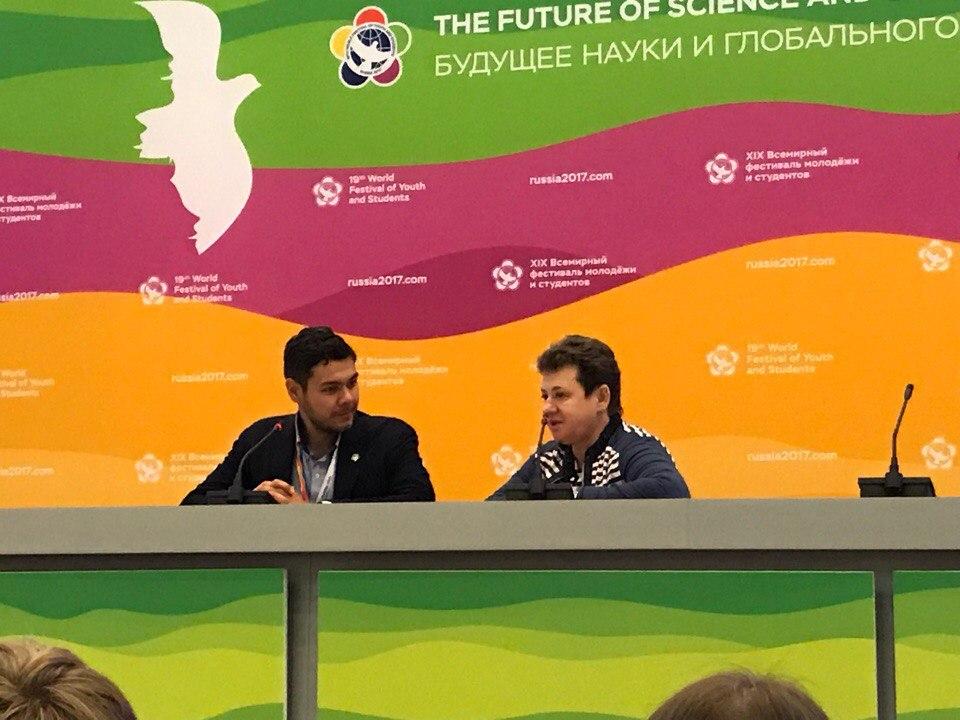 (Фото) Вся правда о XIX Всемирном фестивале молодежи и студентов