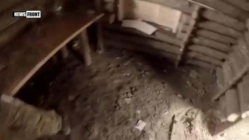 Polnoe video, snjatoe bojcami DNR na browennoj pozicii VSU-spaces.ru
