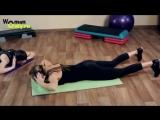 Лучшее видео с упражнениями на мышцы спины
