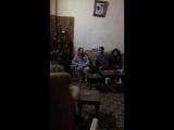 من استقبال عائلة الجريح البطل ميشيل طنوس للرئيس #الأسد وعائلته في مدينة #حمص
