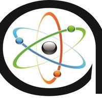 Логотип ATOM CAFE / Вкусно поесть / Selfie Coffee