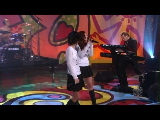 t.A.T.u. - All The Things She Said (The Tonight Show with Jay Leno) (NBC) (25.02.2003) HD
