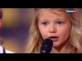 Русская девочка читает великолепное стихотворение. Друзья, позвоните родителям! Берегите своих близких!