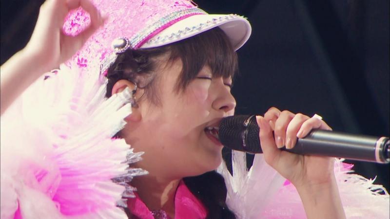 Momoiro Clover Z - Tsuki to Gingami Hikousen [Haru no Ichidaiji 2014]