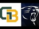 Week 15 / 17.12.2017 / Green Bay Packers @ Carolina Panthers