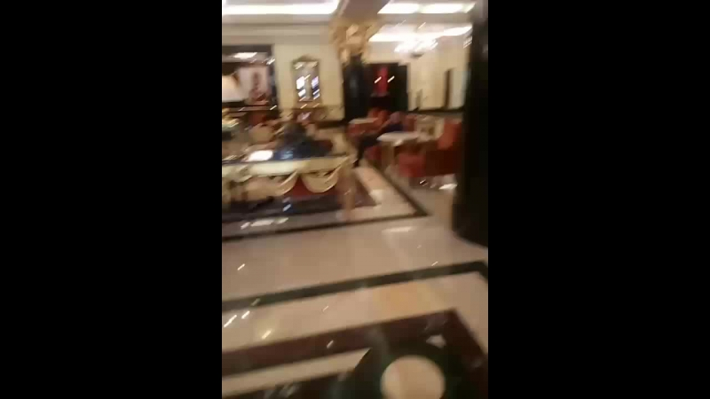 завтрак в Ritz Carlton
