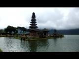 Temple Pura Ulun Danu Bratan. Индонезия 2017г.