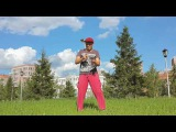Ghetto Pants2Afro dancing RELAX after HARD TRAININGazonto afro house