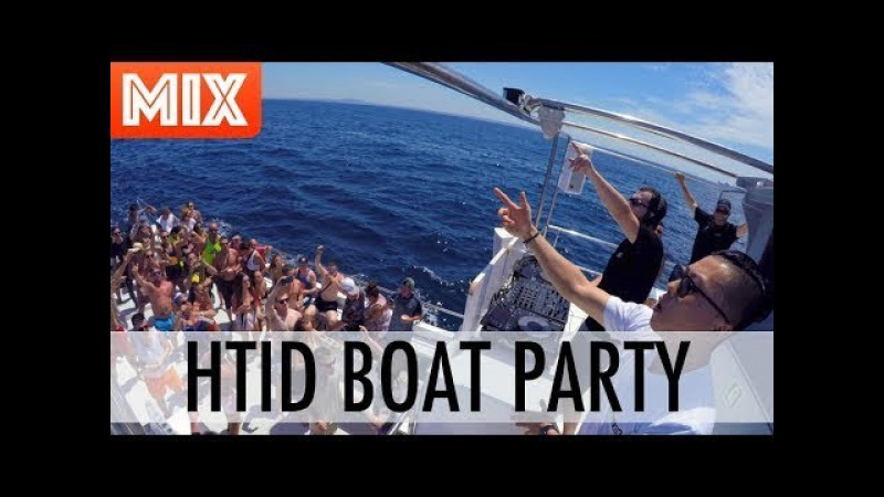 Cotts Ravine - HTID In The Sun Boat Party MIX