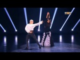 Танцы: Лена Пуль и Dima Bonchinche