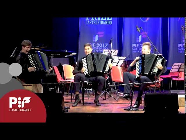 PIF2017   Premiazione Categoria E ed esibizione dei vincitori Charm Trio