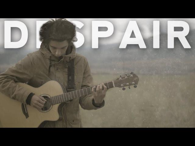 Despair - Naruto Shippuden (Fingerstyle Guitar Cover by Albert Gyorfi) [TABS]