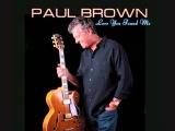 Paul Brown Sugar Fish feat Greg Adams Jessy J