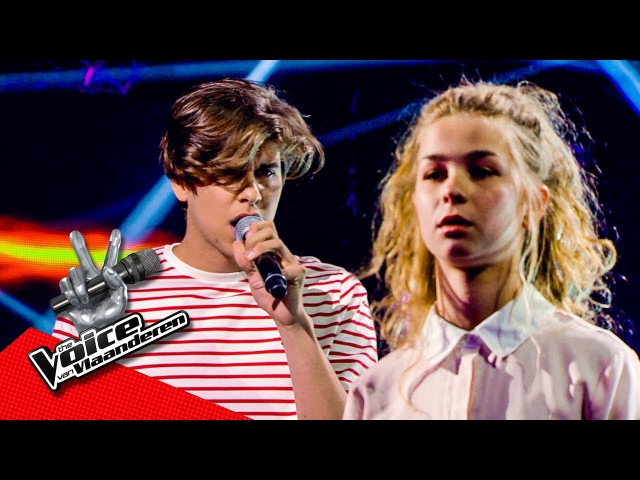 Luca en Luka zingen 'Someone That Loves You' | The Battles | The Voice van Vlaanderen | VTM