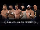 WFW NXT Takeover - [6-men Unactive Battle Royal][Losers will be fired]