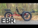 Sun Seeker Fat Tad Electric Trike Video Review - Fat Tire, Full Suspension, Recumbent Ebike