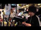 Questlove, Robert Glasper Experiment, Dawn&amp DJ SARASA's trip to Disc Jam Shibuya Tokyo