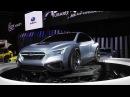 2020 Subaru WRX STI Concept VIZIV