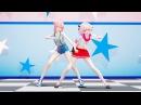 [MMD 4K Karaoke] 17162 TDA Momo Sailor Astolfo(阿福) Click Crack Karaoke[DL][RAY 1.3.1]