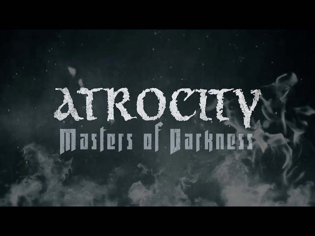 ATROCITY - Masters Of Darkness (Full Song)